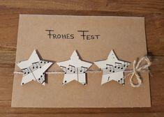 Christmas Night, Diy Christmas Cards, Christmas Decorations, Diy Crafts To Do, Xmas Crafts, Holiday Writing, Diy Cards, Homemade Cards, Envelopes