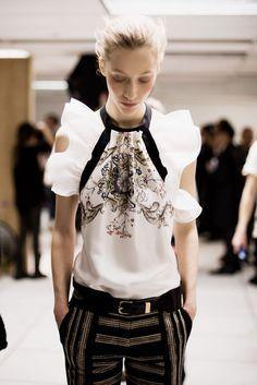 woah Fashion blouse and pants • Style School ByDanie