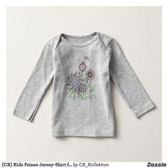 Your Custom American Apparel Langarm-Shirt für Babies