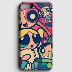 The Powerpuff Girls Art Deal iPhone 7 Case #iphone7deals,