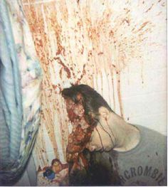 Features a large collection of death photos including suicides, crime scenes, accidents, car wrecks and other gruesome photos of death. Death Pics, Dark Places, Forensics, True Crime, Zombie Apocalypse, Macabre, Serial Killers, Just In Case, Horror