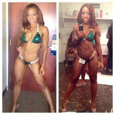 ebony female muscle | Visit fitandmuscularwomen.tumblr.com