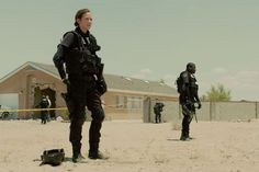 Sicario: A Fine Looking Crime Drama Coming This Fall - September 18, 2015