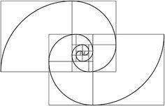 fibonacci spiral - Buscar con Google