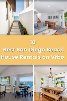 Whatever sort of stay you're looking for, from luxurious to cozy, you are sure to be able to find the best San Diego beach house rentals on Vrbo. San Diego Hotels, San Diego Restaurants, Legoland California, California Travel, San Diego Travel, San Diego Beach, Pacific Beach, House Rentals