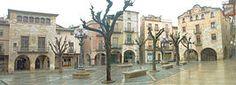 Tarragona Montblanc - Plaça Major.jpg