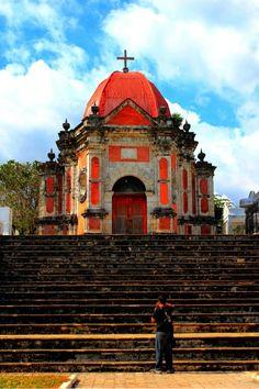 San Joaquin Cemetery, Iloilo City Philippines, Iloilo City, Filipino Culture, Visayas, Our World, Homeland, Cemetery, Taj Mahal, Places To Visit