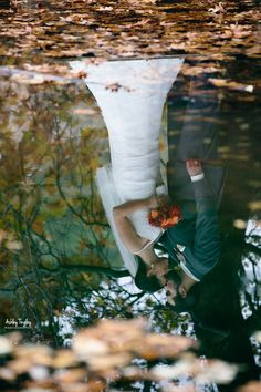 Ashley Tingley Photography - love the reflection photo with fall colors