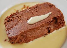 Une merveille pour les amateurs de chocolat ! A preparer la veille - Recette Dessert : La marquise au chocolat par Johanne61