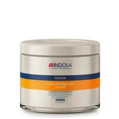 Indola Ultra Strong Texture Gel Ypač stiprios fiksacijos plaukų gelis 200ml