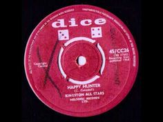Kingston All Stars - Happy Hunter - Prince Buster - Dice