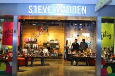 Steve Madden is an iconic footwear brand from New York. Steve Madden designs, sources and markets fashion-forward footwear and accessories for women, men and children.