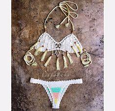 dreamcatcher bikini by beijobaby on Etsy