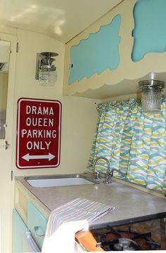 I soooo need this sign when I get my caravan ;)