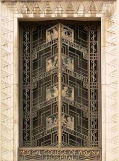 Art Nouveau Art Nouveau began in the as a reaction against the historical emphasis of art. Art Nouveau is an intern. Estilo Art Deco, Arte Art Deco, Motif Art Deco, Art Deco Design, Architecture Details, Architecture Design, Building Architecture, 1920s Architecture, Art Nouveau Arquitectura