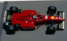 Michael Schumacher ~ Ferrari F310 ~ 1996