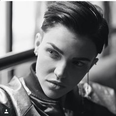 Ruby Rose is amazing. Truly.