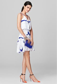 bar-tank dress from Milly - would be great for all the weddings I have to go to this year!