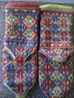 kilim socks    Colours!!!!!!!