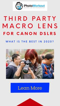 What is the best third party macro lens for Canon DSLRs? The Tamron SP AF Di Macro (for Canon) pits the competition in a stiff battle for the best third party macro lens for Canon DSLRs. Read more in our here >>> Dslr Lenses, Camera Lens, Photography Business, Macro Photography, Best Macro Lens, Wide Aperture, Canon Dslr, Third Party, Focal Length
