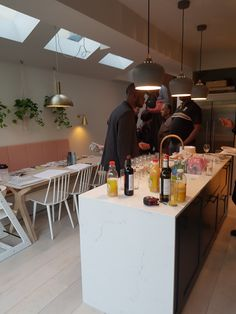 Our Gorgeous House Tour in Evening Edition Side Return Extension, House Extensions, Open House, House Tours, This Is Us, Loft, Kitchen, Design, Home Decor