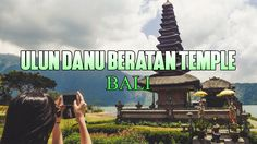 Ulun Danu Beratan Temple in Bedugul - Best Place to Visit in Bali
