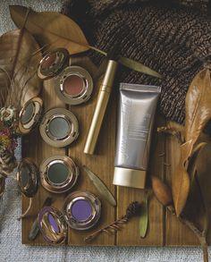 jane iredale fall makeup,  tlv birdie blog, natural makeup blog, jane iredale makeup review