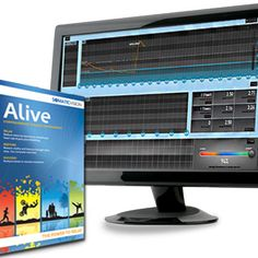 Alive Clinical Biofeedback HeartMath Version Alive Clinical Professional Biofeedback Software for HeartMath sensors for full range of client-based tools. Love Games, Brain Training, Clinic, Coaching, Software, Learning, Fitness, Image, Training