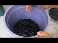 Como Preparar o Carvão p/ o plantio de Orquídeas - YouTube