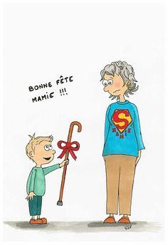 Fête des grands mères.  http://lecarnetdeviliv.canalblog.com