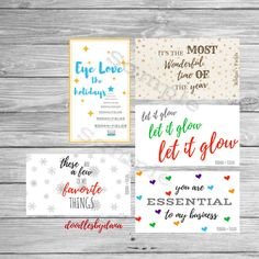 Rodan fields gift tag valentine lip kit business card rodan and fields holiday gift tags christmas gifts rodan fields instant download reheart Choice Image