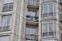 AUGUSTE PERRET Rue Franklin apartments and REINFORCED CONCRETE