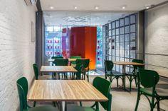 Restaurante Deliqatê / FGMF Arquitetos