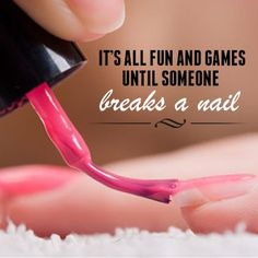 Let us fix your broken or uneven nails. NailsCandyCoated · Nail Art Quotes