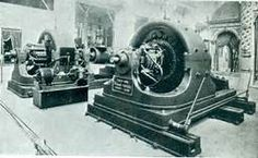 Tesla was the most important contributors to the birth of commercial electricity. Tesla devised a system for generation, transmission, and use of AC power. Tesla Generator, Power Generator, War Of Currents, Tesla Electricity, Nikola Tesla Inventions, Tesla Patents, World's Columbian Exposition, Nicolas Tesla, Tesla S