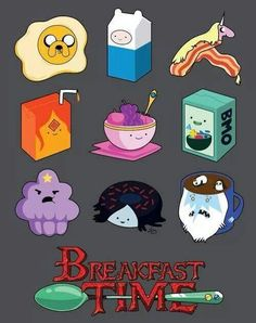 Breakfast Time!