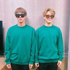 BTS | Kim Seokjin & Park Jimin ❤ 😎😎 #아닌데맞는데