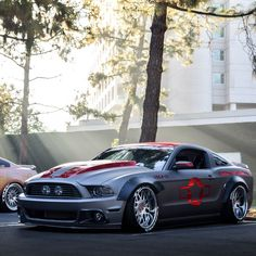 Widebody Mustang GT 5.0  #RePin by AT Social Media Marketing - Pinterest Marketing Specialists ATSocialMedia.co.uk