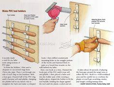Wood Lathe Tool Holder - Lathe Tips, Jigs and Fixtures | WoodArchivist.com