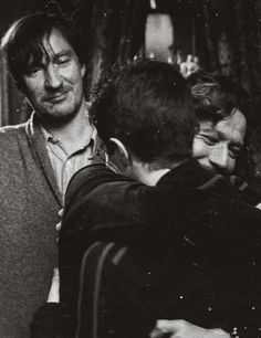 Lupin, Sirius and Harry Potter♡