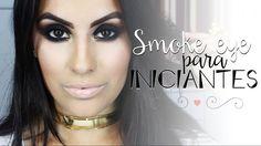 SMOKE EYE para INICIANTES - Mayara Barcelos