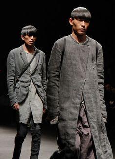 Brand: Decoster Concept, Designer: Chen Xiang, Hu Rong