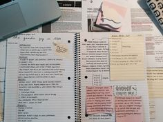 Studyblr, bullet journal, and life organization School Organization Notes, Study Organization, Stationary Organization, College Notes, School Notes, Pretty Notes, School Study Tips, Study Hard, Study Notes