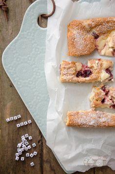 leckerer Cheebi [tschiebie] - Cheesecake and Biskuit