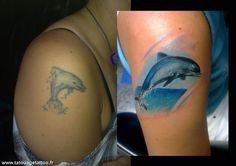 Cover UP Tattoos Pictures | Cool Ink | Pinterest