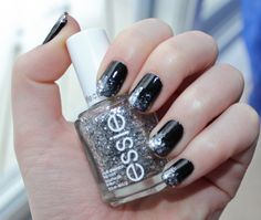 New Years nails from 2 years ago!