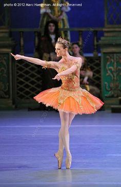 Sleeping Beauty Ballet Costume | The Sleeping Beauty - Royal Ballet of Flanders, 2012