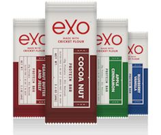 Exo | Made with Cricket Flour Protein