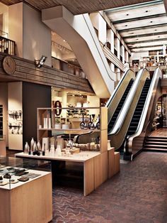 Scandinavian interior design Copenhagen Illums Bolighus