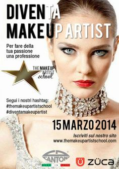 If you have a strong passion for make up and your dream is to become a makeup professionist, now your dream can come tre...! Read more at  http://www.cantonishop.it/blog/diventa-makeup-artist-ultimi-giorni-per-partecipare-al-contest